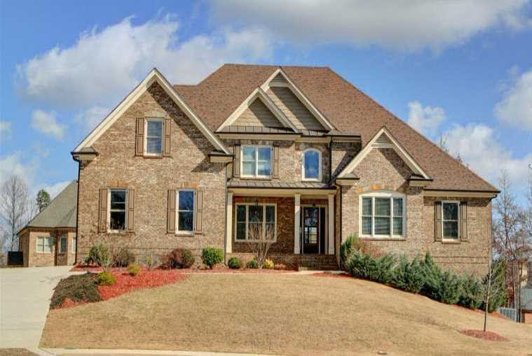 Buford GA Estate Homes In Stonegate At Ivy Creek  At Home In Buford