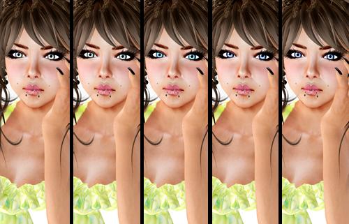 ::Page 3:: Blue Eye Series