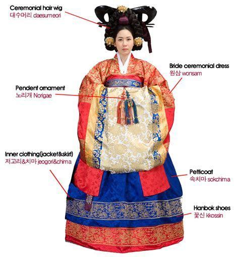 "korean wedding ceremony, korean wedding costume ""Hwarot"