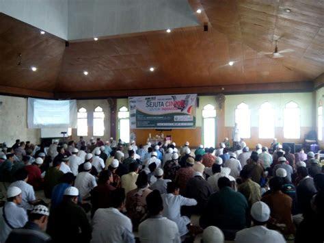 membangun negeri  cinta wahdah islamiyah