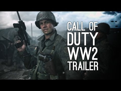 Trailer Call Of Duty World War II (2017)