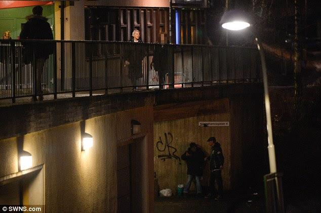 in a Swedish ghetto