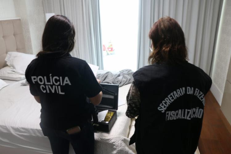 Operação Pé de Coelho ocorre em Salvador, Itaparica e Lauro de Freitas - Foto: Alberto Maraux   Divulgação   SSP-BA