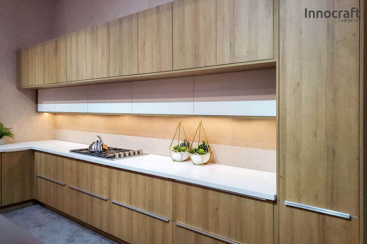 Lucca Flat Panel - Euro Style   Cabinet City Kitchen and Bath