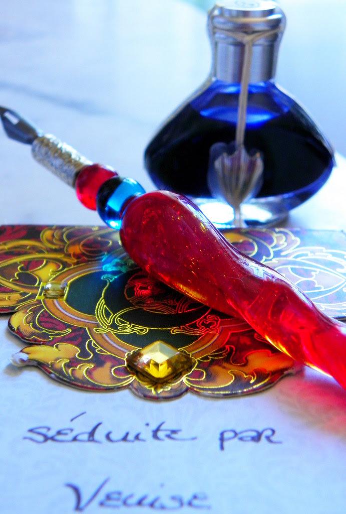 Murano Glass & Venitian Ink