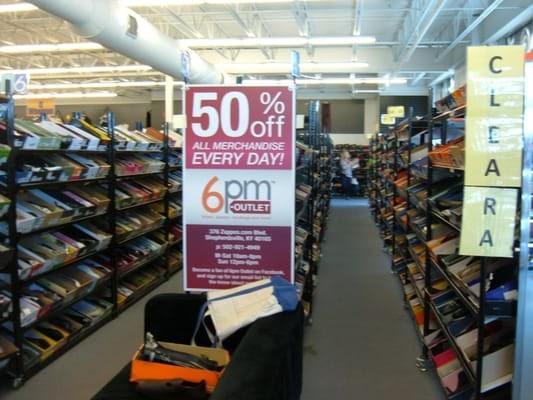 Zappos Shoe Store Shepherdsville Ky