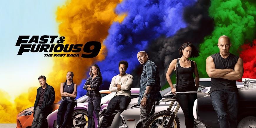 F9 (2021) HD Movie English Full Watch