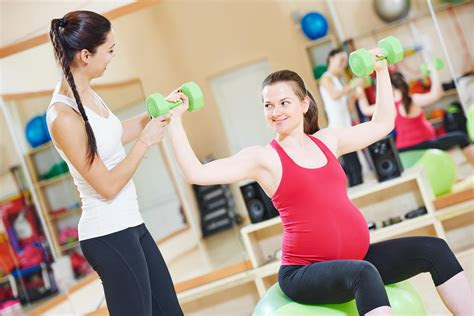 weight training  pregnant parents