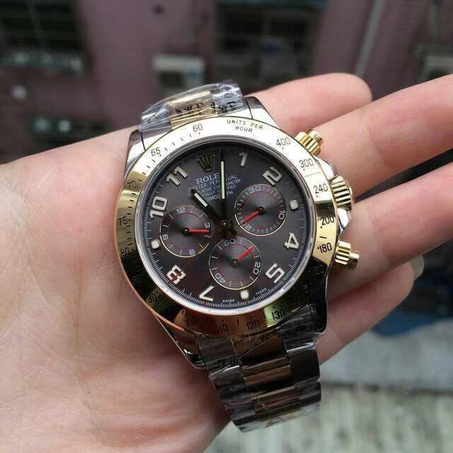 Replica Rolex Daytona Two Tone Watch