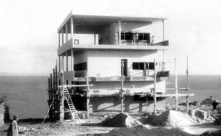 Villa Baizeau, Carthage, Tunisia, 1928