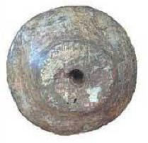 22,000-YEAR OLD TUSK CARVINGS BOWL