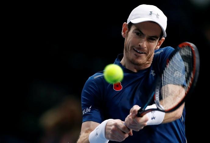 Murray Paris (Foto: Reuters)