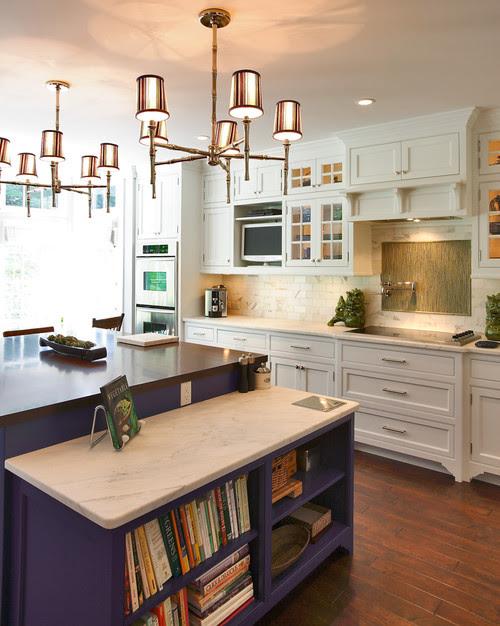 Zen Kitchen eclectic kitchen