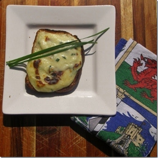 Welsh Rarebit from Mama Smiles and Joyful Parenting