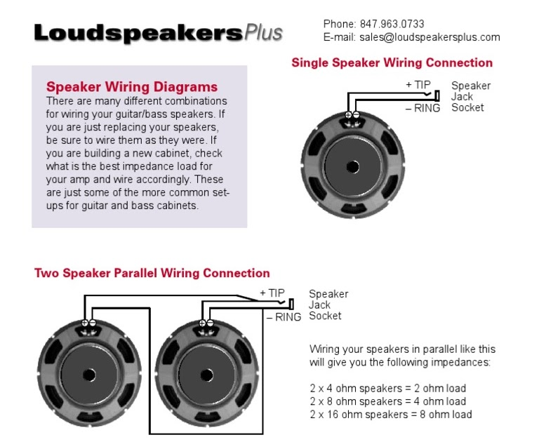 swap diagram: Get 2 Ohm Speaker Wiring Diagrams Using 4 8 Ohm Speakers Pics   Speaker Wiring Diagram 2 Ohm 4 Ohm      swap diagram