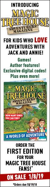Order the Magic Tree House Adventurers Magazine