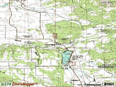 Crawford Colorado Map Crawford Colorado Map | Time Zone Map