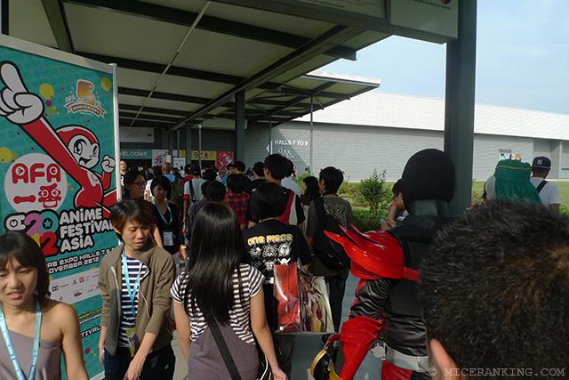 1. AFA Crowd Outside P1040677 wm