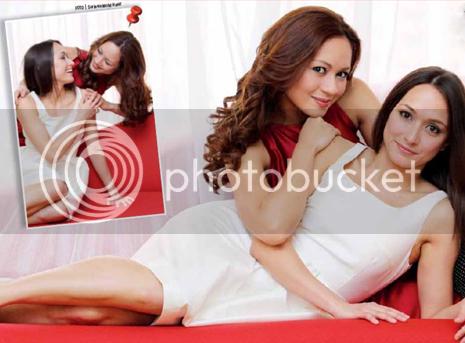 Screenshot2011 02 17at91739AM Gambar: Maya Karin & Adiknya, Irina Melati Berkongsi Rahsia Kecantikan