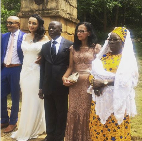 Why I Advised My Son To Leave Nigerian Women & Marry A Foreigner- Oshiomhole's Mother