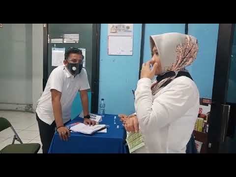 Kembalikan Formulir Pendaftaran, Muhammad Agus Salim. AH,  Resmi Maju Sebagai Calon Ketua PWI Sulsel Priode 2021-2026