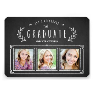 Sweet Wreath | Graduation Announcement