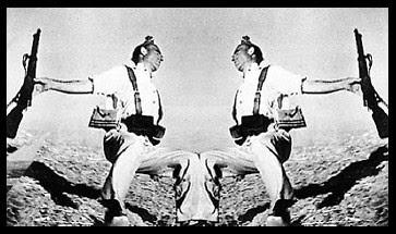 variación sobre una foto de Robert Capa