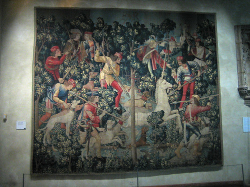 The Hunt of the Unicorn, South Netherlandish, c. 1495-1505 _7845 (m)