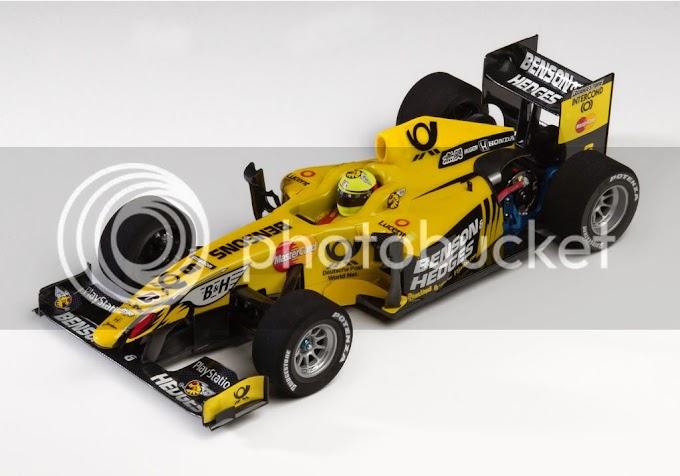 Site de F1 RC