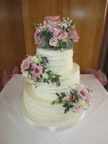 3 Tier Wedding Cakes ? classic cakes.com ? Sugar Flowers