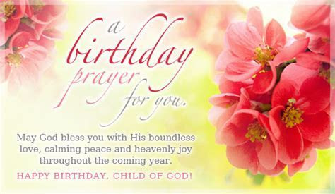 A Birthday Prayer For You Pictures, Photos, and Images for