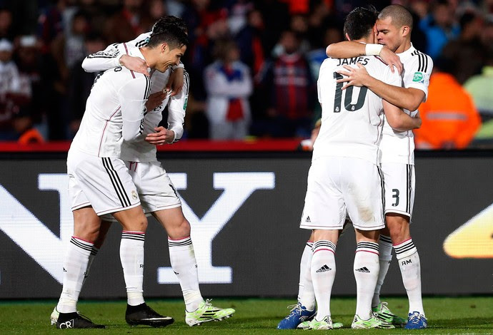 Cristiano Ronaldo gol Real Madrid (Foto: Reuters)