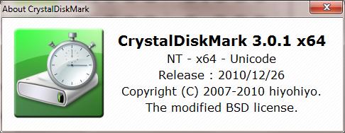 DiskMark on Outdated Penang Uncle blogspot dot com