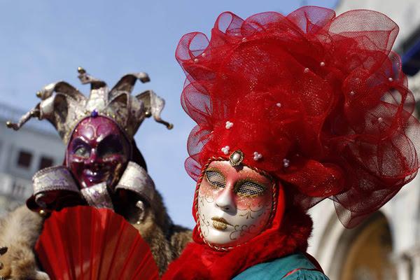 carnaval venise 2012 3 Carnaval de Venise 2012 : Voyage au Pays des Masques