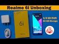 Realme 6i unboxing  | Realme 6i