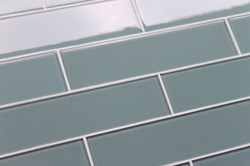 Ceramic Subway Tile Ceramic Subway Tile Color Sample Of Arctic 3x12 Blue Gray Glass Subway