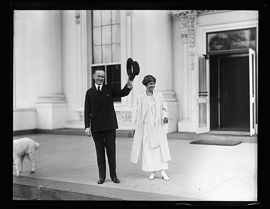 calvin and grace coolidge