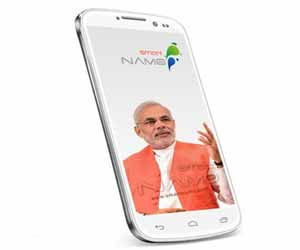 pre booking for smartnamo mobile