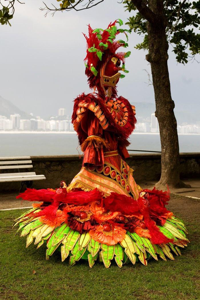 on the street…carnival costume rio « the sartorialist