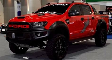 ford ranger raptor horsepower update