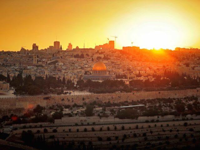 גאסט עדיטאריאל: א בליק אויף ירושלים