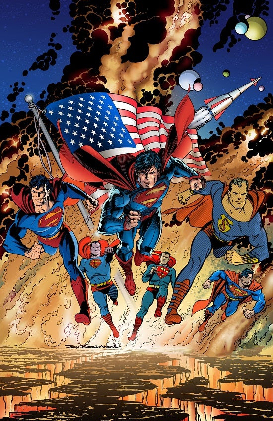 Convergence and DC Comics' Earth-2: A Way To Bring Back the Pre-New 52?