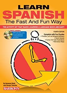 Learn Spanish the Fast and Fun Way