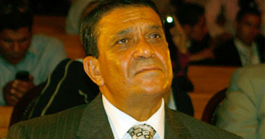 المهندس أحمد زكى عابدين محافظ كفر الشيخ