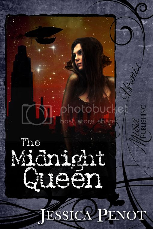 The Midnight Queen cover