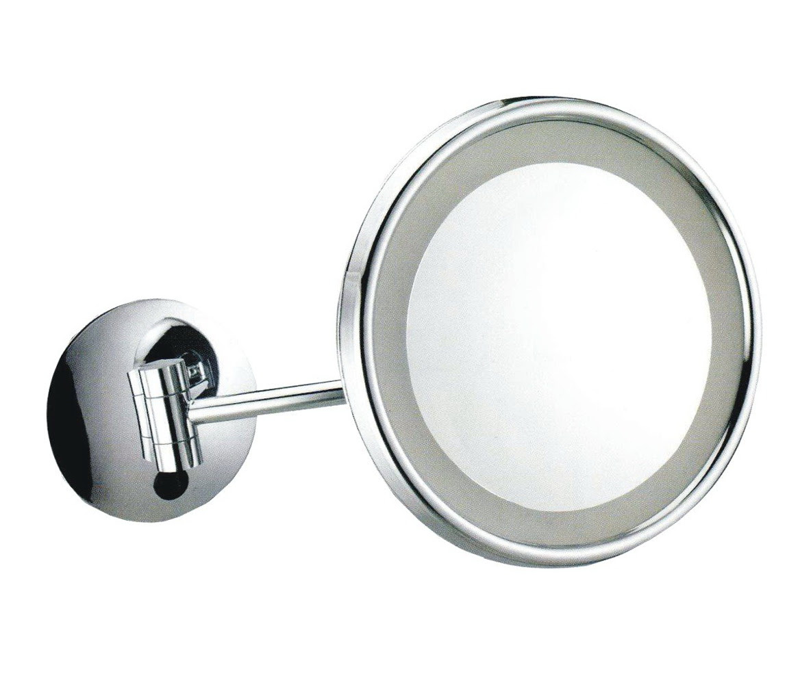 Lighted Magnifying Makeup Mirror 20x | Home Design Ideas