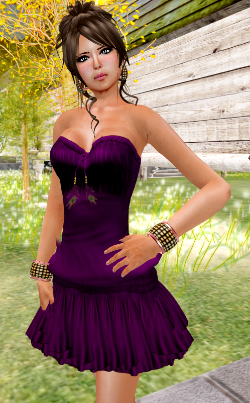 ::NEW! HH:: Hucci Boho - Purple Passion