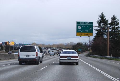 I-5 @ SR 167