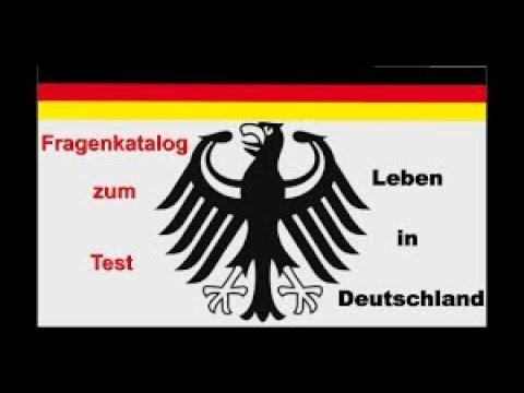 Fragenkatalog zum Test Leben in Deutschland 11-20
