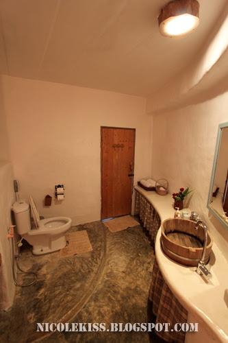 toilet entrance